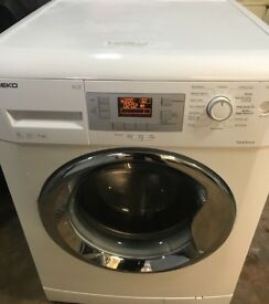Beko xl9 9kg new model timer display fully working washing machine