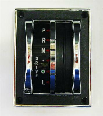 NEW 1964 1/2 - 1966 Ford Mustang W/ Automatic Transmission Shifter Bezel Cover Shifter Bezel Cover