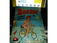 Beezer 1973 Summer Special Comic posted