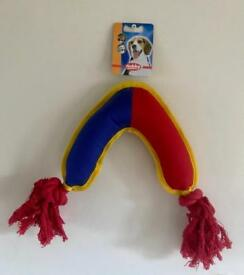 NEW & Header Carded NYLON TOY for Dogs-NOBBY range of pet accessories-COLLECTION MELTON MOWBRAY
