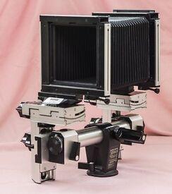 Sinar p 5x4 Camera
