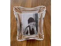"Waterford Crystal Photo Frame Rectangular 3"" x 2"""