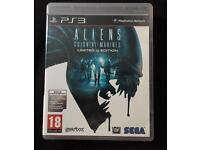 Aliens Colonial Marines - Playstation 3