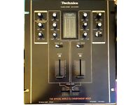 Technics SH EX1200 Scratch Mixer in good condition