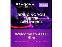 A1 Dj hire
