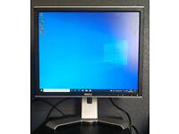 """DELL UltraSharp 1908FPt 19""""; LCD Monitor, ports VGA, DVI"""