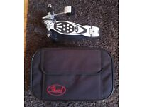 Pearl P120P Base Drum Pedal (With Case)