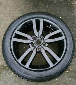 Genuine 20inch Range Rover Sport Land Rover Discovery 4/3 Black Landmark HSE Black Alloy wheel