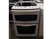 6 MONTHS WARRANTY Electrolux 60cm, double oven electric cooker FREE DELIVERY