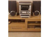 Iawa Z4500 stereo system