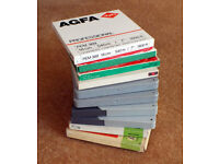 "10 x 7"" Reel to Reel audio tapes (Used)"