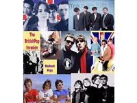 1990's BRITPOP COVERS BAND £££ for BRIGHTON/HOVE area