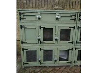 Large two Tier Rabbit/guinea pig hutch for sale