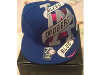 MLB LA Dodgers 'INKED' Fitted Cap by American Needle 7 1/4 (New Era, Dsquared, Supreme, Nike)