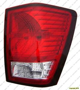 Tail Light Passenger Side High Quality Jeep Grand Cherokee 2007-2010