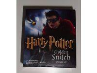 Harry Potter Snitch Model