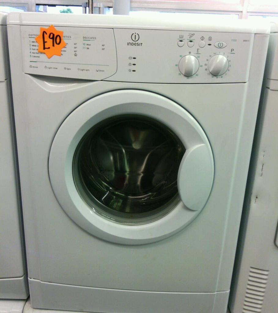 Indesit washing machine 1200 manual