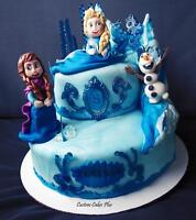 Character Cakes, Wedding Cakes, Mini cake favors, Cupcakes