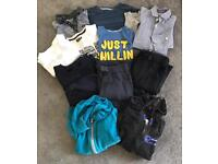 Bundle of boys age 8-9 years clothes