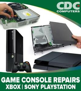 Game Console Repairs - XBOX 360, One, Sony Playstation, PS3, PS4