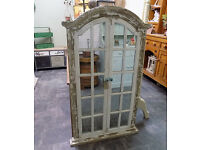 NEW Large Shabby Chic Indoor / Outdoor / Window Mirror