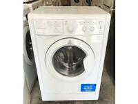 Indesit IWDC6125 Nice Washer & Dryer (Fully Working & 4 Month Warranty)