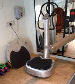 Power Plate my5, home use commercial machine, not a cheap imitations , 3 month warranty.