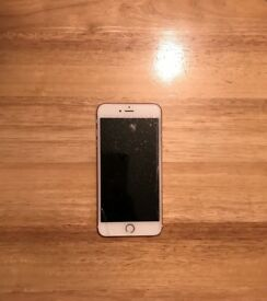 Iphone 6S plus 32 gb in rose gold. Unlocked and great condition.