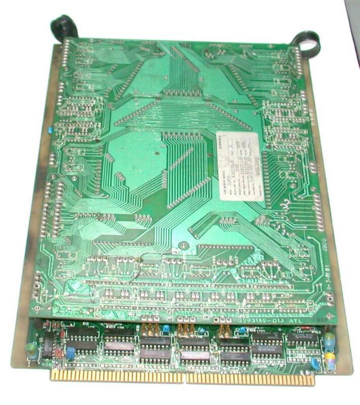 Ampex  32KX9  Core Memory Module Circuit Board
