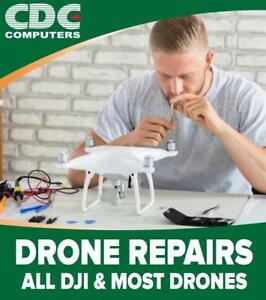 Professional Drones & UAVs Repairs in Winnipeg. Servicing all DJI and Most Drones
