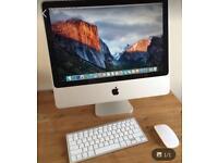 "iMac 20"" 2.0Ghz, 4Gb, 250Gb HDD and CD / DVD drive"