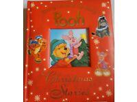 Disney Winnie the Pooh Christmas Stories, Merry Musical Treasury