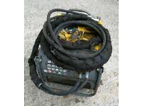 Atlas copco hydraulic power pack.