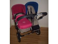 Bugaboo Donkey Double - Very Good Condition