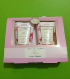 M&S Hand Wash & Hand & Body Lotion