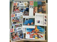 Lego from 1960s - 1970s