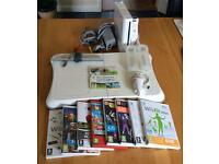 Nintendo Wii bundle.