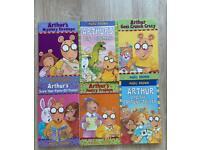 Books for kids ARTHUR's