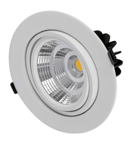 Led downlighter kwaliteit 30 watt inbouw winkel etalage for Led verlichting spots inbouw