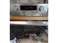 Marantz AV / Eltax, BSS speakers/ Mordaunt Short +Eltax subwoofer +cables 5.1 6.1 6.2 audio system