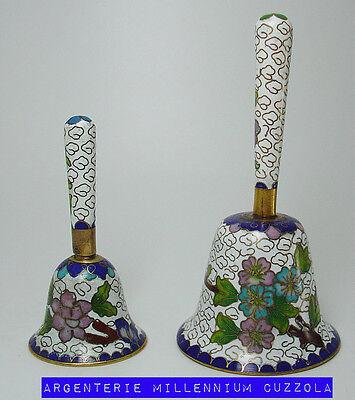 Little Bell Cloisonne Bells Good Luck Charm Bells Cloisonne Lucky Bells