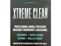 XTREME CLEAN PRESSURE WASHING AND GARDEN DESIGN AND REDEVELOPMENT