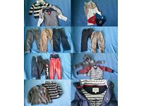 Boys 2 – 3 years clothes bundle