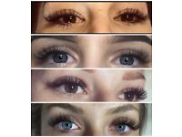 Lashes and beauty special offers