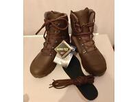 Haix goretex boots size 6M