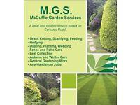 M.G.S. - McGuffie Garden Services