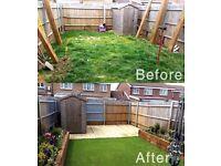 Looking for tidy up garden jobs