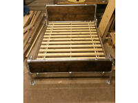 Pipe Clamp Tubular Scaffold Bed Frame