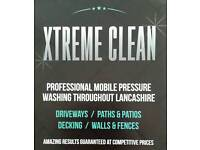 XTREME CLEAN PRESSURE WASHING