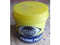 Marine Filler Plastic Padding , for Boat Dinghy Tender for sale